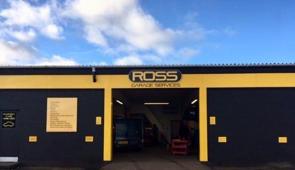 Ross Garage Services